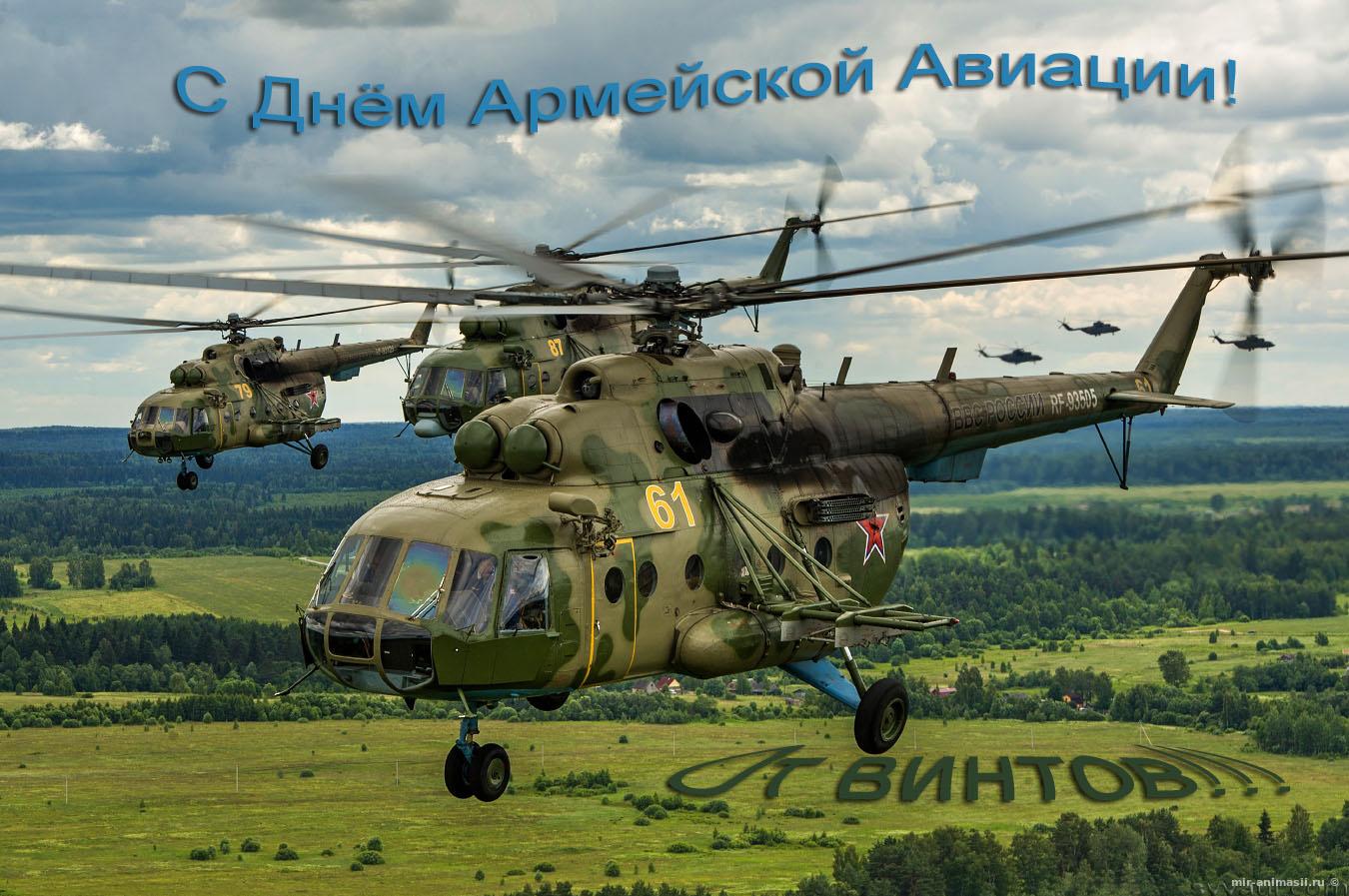 День армейской авиации России - 28 октября