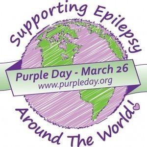 Фиолетовый день - День больных эпилепсией 2020 - 26 2020 марта