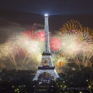 День Эйфелевой башни 2020 - 31 2020 марта