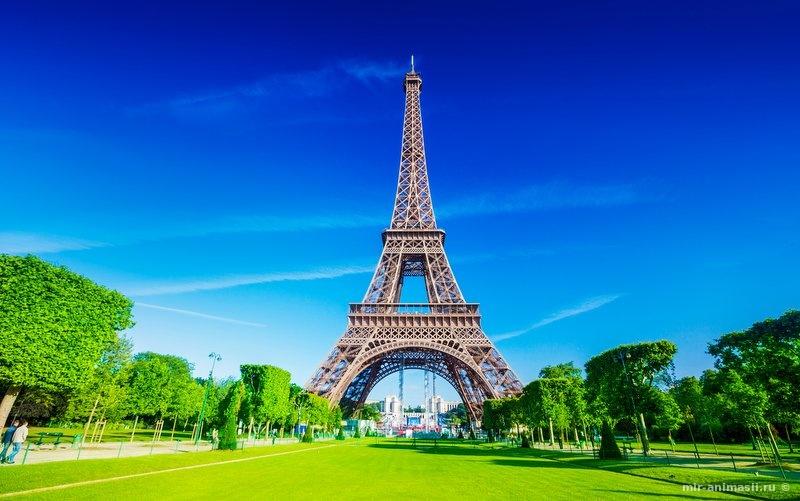 День Эйфелевой башни - 31 марта