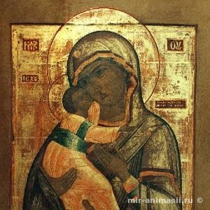 Празднование в честь дня Владимирской иконы Божьей Матери 2019 - 3 2019 июня