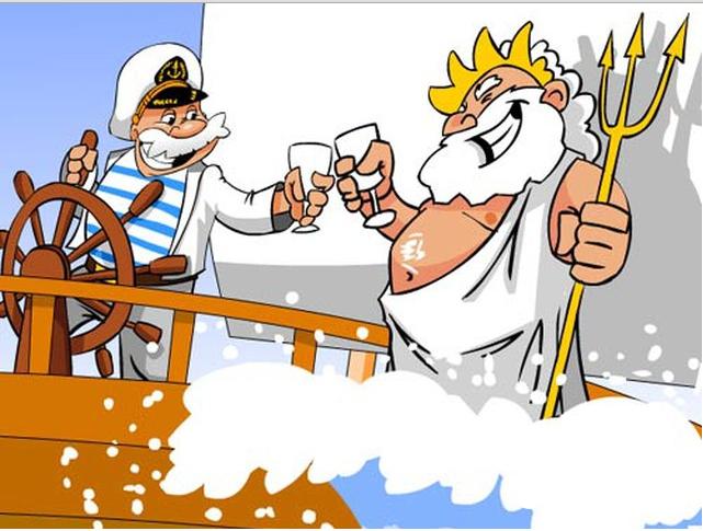 День моряка - День мореплавателя - 25 июня