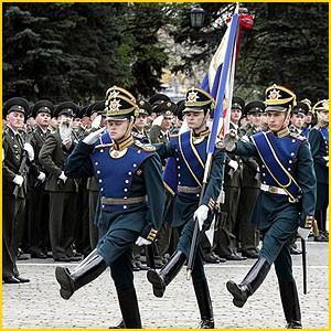 День президентского полка 2017 - 7 мая