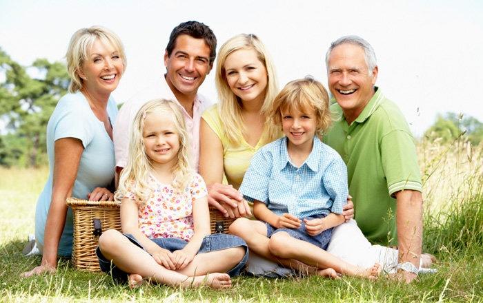 Всемирный день родителей - 1 июня