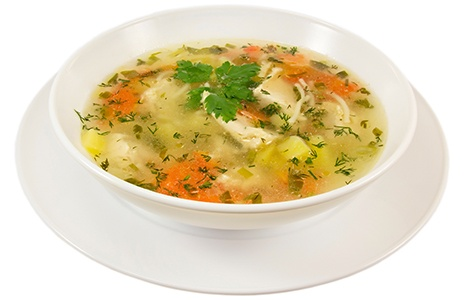 День супа - 5 апреля