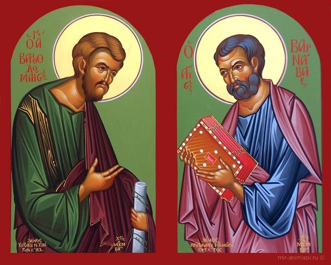День Варнавы - 24 июня