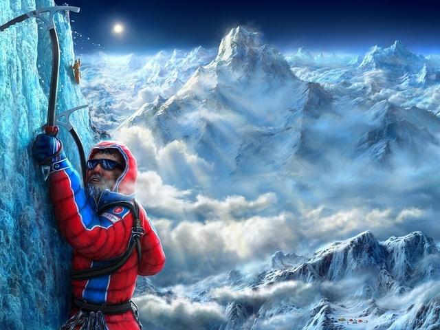 День рождение альпинизма - 8 августа