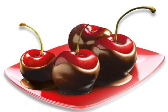 День вишни в шоколаде - 3 января