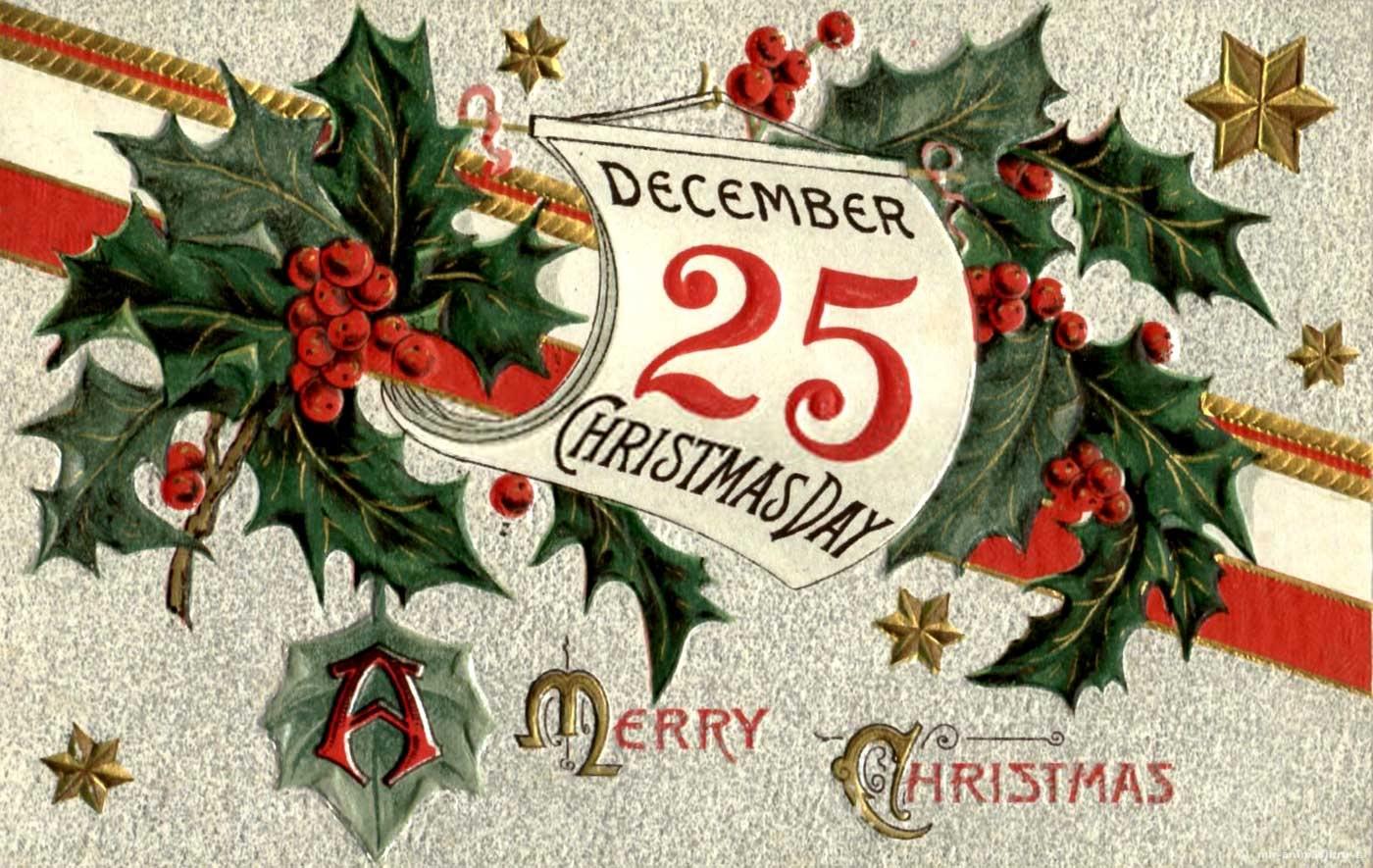Католическое Рождество - 25 декабря