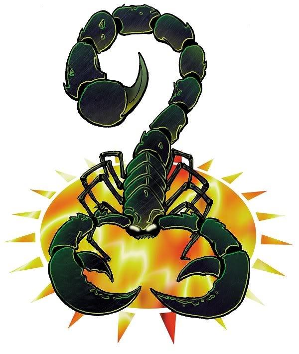 День поддержки людей женатых (замужем) на скорпионе - 18 ноября