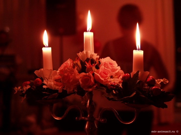 Мировой день зажженных свечей - 13 декабря
