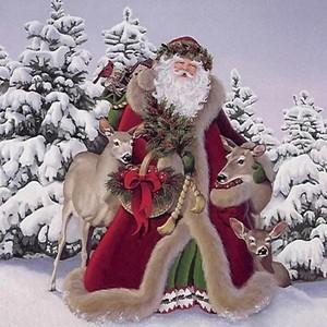 День рождения Деда Мороза 2017 - 18 ноября