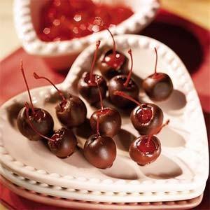 День вишни в шоколаде 2018 - 3 января