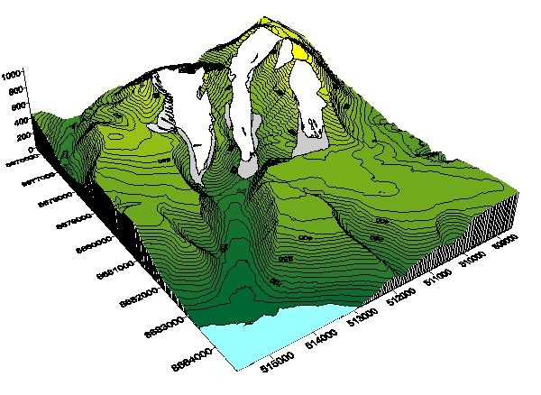 geomorphology preparation of earthquakes