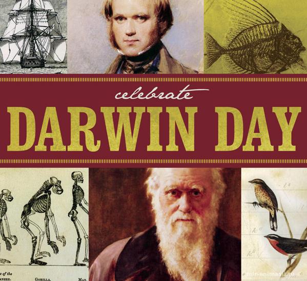 Международный день Дарвина - 12 февраля