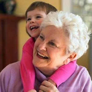 День бабушек - 2 марта