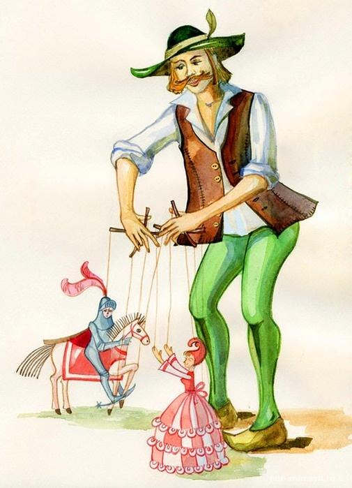 Международный день актера-кукловода - 21 марта