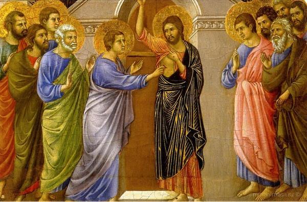 Антипасха (Фомино воскресенье) - 8 мая