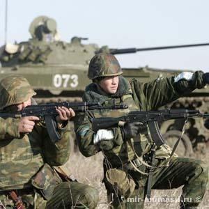 День сухопутных войск России 2017 - 1 октября