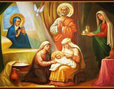 С праздником! Рождество Пресвятой Богородицы