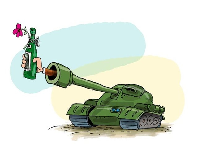 День танкиста 2017 - С днем танкиста открытки для поздравления